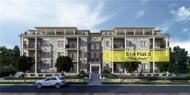 514 Libbie Avenue #3, Richmond, VA 23226 (MLS #1705128) :: RE/MAX Action Real Estate
