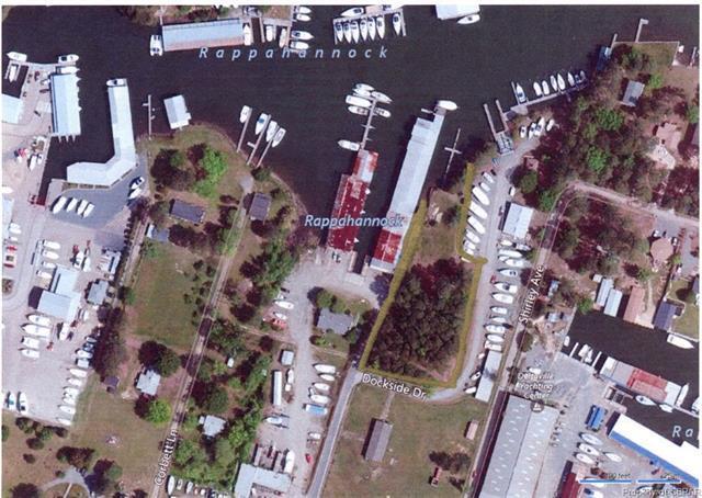 0 Dockside Drive, Deltaville, VA 23043 (MLS #1714865) :: The Ryan Sanford Team