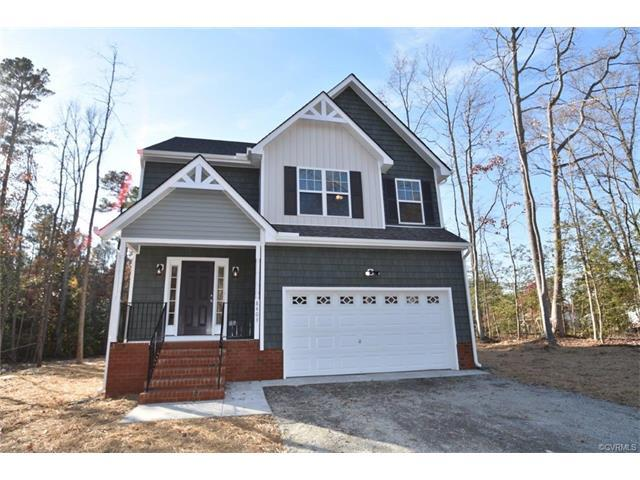 204 Silver Meadows Court, Sandston, VA 23150 (MLS #1728672) :: Chantel Ray Real Estate