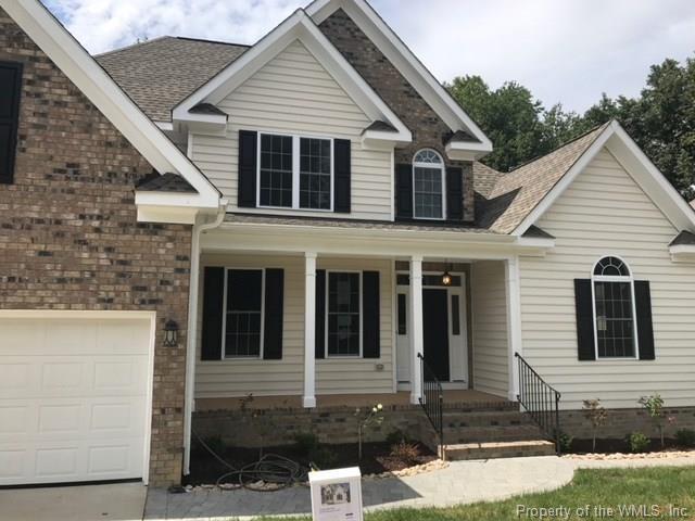 104 Meredith Way, Williamsburg, VA 23185 (#1733174) :: Abbitt Realty Co.