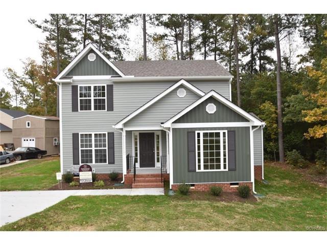 2 Clayman Road, Sandston, VA 23150 (#1733267) :: Abbitt Realty Co.