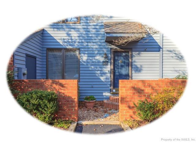 2133 S Henry Street #35, Williamsburg, VA 23185 (MLS #1736958) :: The Ryan Sanford Team