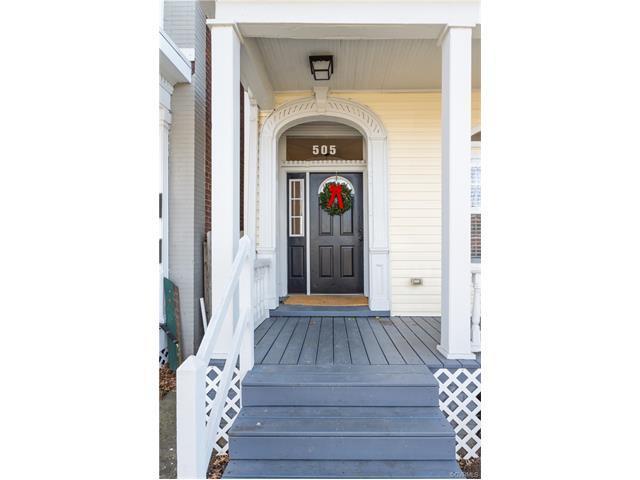 505 N 32nd Street, Richmond, VA 23223 (MLS #1740670) :: The RVA Group Realty