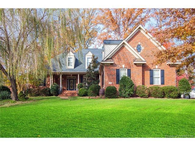 4301 Stylers Mill Crossing, Williamsburg, VA 23188 (MLS #1741828) :: Chantel Ray Real Estate