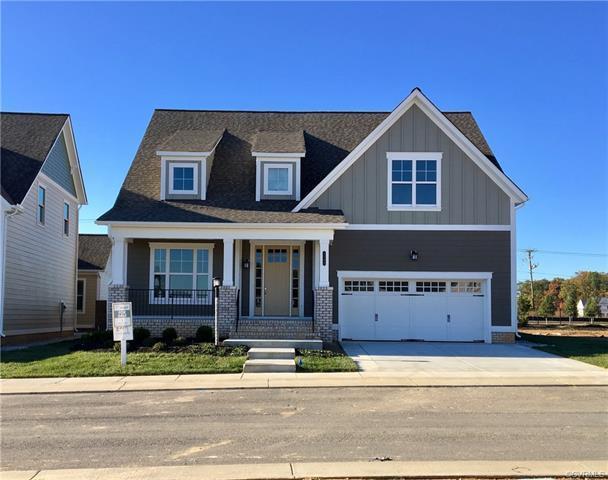 2509 Gold Leaf Circle #3, Henrico, VA 23233 (MLS #1742327) :: RE/MAX Action Real Estate