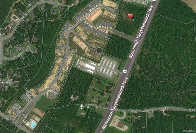 0 Richmond Tappahannock Highway, Aylett, VA 23009 (MLS #1803014) :: The Ryan Sanford Team