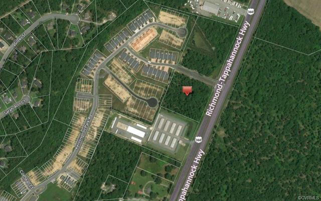 00 Richmond Tappahannock Highway, Aylett, VA 23009 (MLS #1803019) :: The Ryan Sanford Team