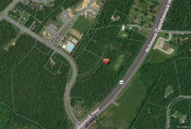 000 Richmond Tappahannock Highway, Aylett, VA 23009 (MLS #1803022) :: The Ryan Sanford Team