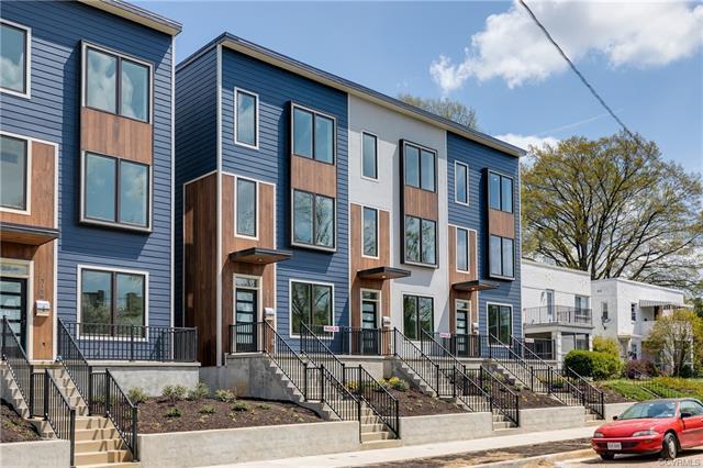 1103 N Thompson Street #3, Richmond, VA 23221 (MLS #1804659) :: Explore Realty Group