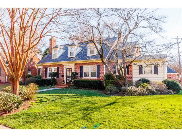 4313 N Ashlawn Drive, Richmond, VA 23221 (MLS #1806492) :: Small & Associates