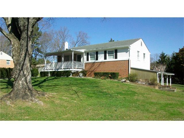 7401 Montrose Avenue, Henrico, VA 23227 (#1806839) :: Abbitt Realty Co.