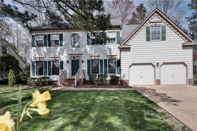 116 Old Carriage Way, Williamsburg, VA 23188 (MLS #1807133) :: Chantel Ray Real Estate