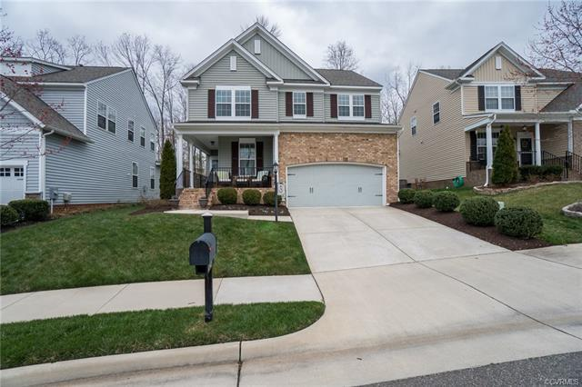 7313 Vicenzo Drive, Moseley, VA 23120 (MLS #1807726) :: Chantel Ray Real Estate