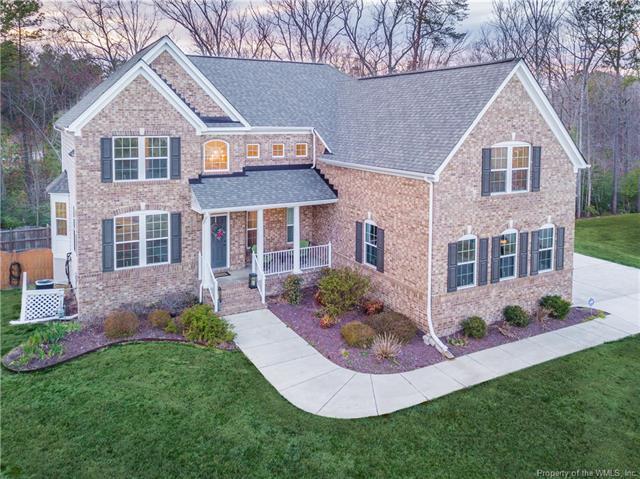 9332 Ashwood Court, Toano, VA 23168 (MLS #1808181) :: Chantel Ray Real Estate