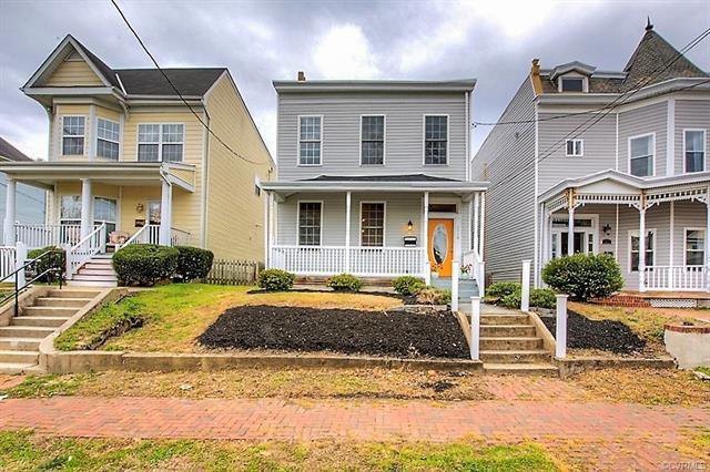 1116 N 23rd Street, Richmond, VA 23223 (MLS #1808445) :: The RVA Group Realty