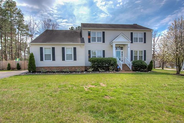 13909 Belmont Stakes Place, Midlothian, VA 23112 (#1808804) :: Resh Realty Group