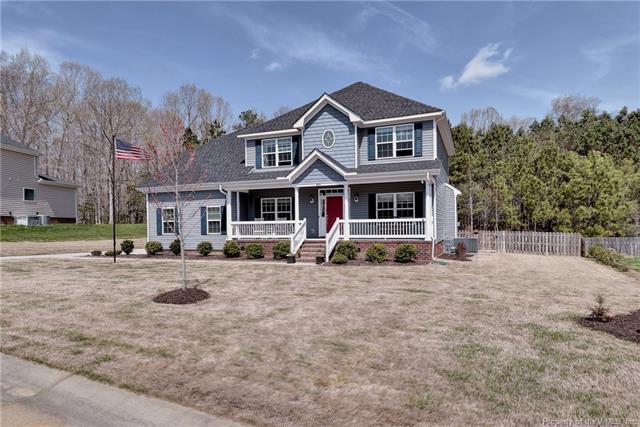 604 Marks Pond Way, Yorktown, VA 23188 (MLS #1813770) :: Explore Realty Group