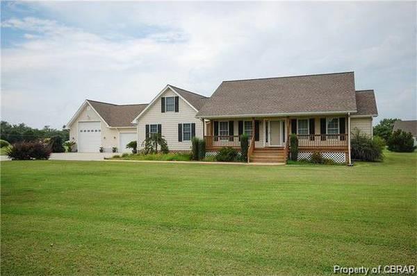 397 Jackson Drive, Middlesex, VA 23043 (#1814448) :: Abbitt Realty Co.