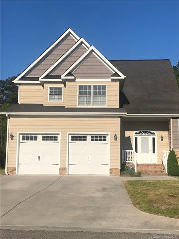 660 Rivergate Terrace, West Point, VA 23181 (#1814836) :: Abbitt Realty Co.