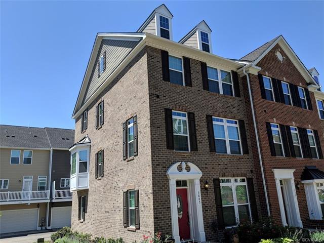 3805 Pumpkin Seed Lane #3805, Henrico, VA 23060 (MLS #1816592) :: HergGroup Richmond-Metro