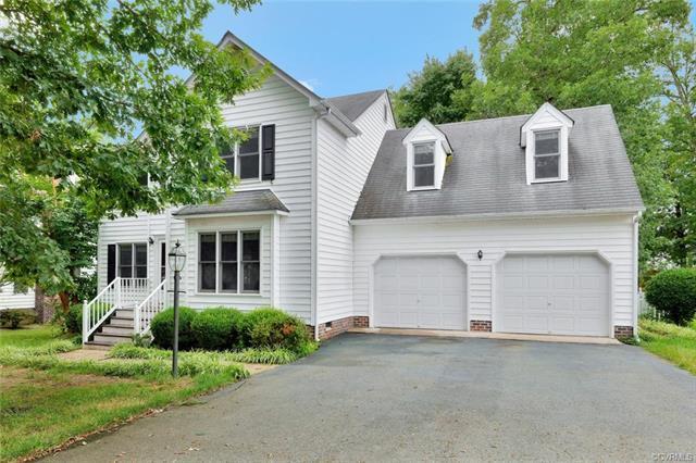 1400 Pritchard Terrace, North Chesterfield, VA 23235 (#1816974) :: Abbitt Realty Co.