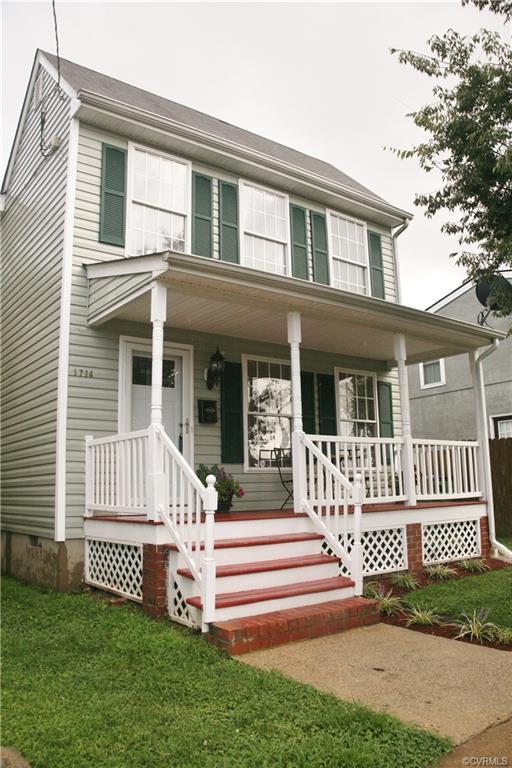 1714 Decatur Street, Richmond, VA 23224 (MLS #1823298) :: Chantel Ray Real Estate