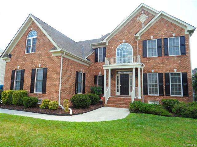 9513 Spring Glen Drive, Chesterfield, VA 23832 (#1825065) :: Abbitt Realty Co.
