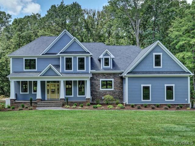 3183 Gullane Court, Powhatan, VA 23139 (#1825582) :: Abbitt Realty Co.