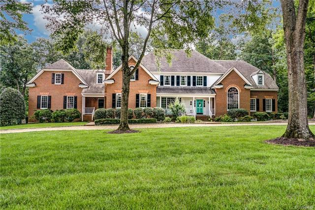 9722 Cragmont Drive, Richmond, VA 23238 (#1826163) :: Abbitt Realty Co.