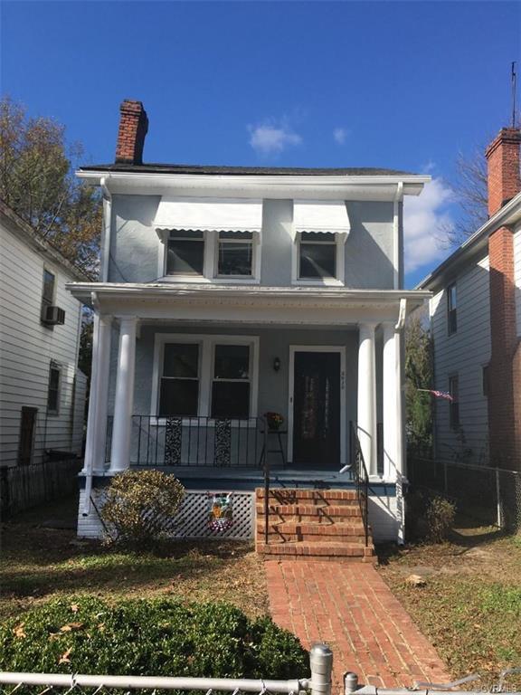 2910 3rd Avenue, Richmond, VA 23222 (#1833884) :: Abbitt Realty Co.