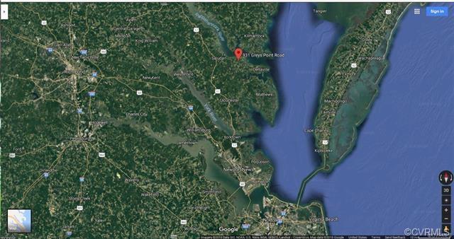 000 Greys Point Point, Topping, VA 23169 (#1838055) :: Abbitt Realty Co.