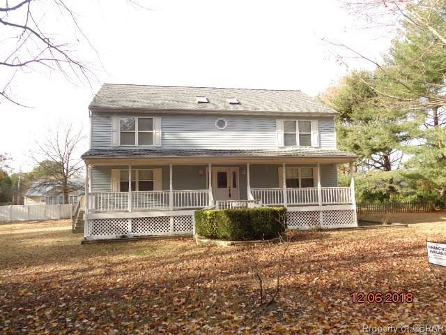 1852 Williams Lane, Bena, VA 23072 (#1839766) :: Abbitt Realty Co.
