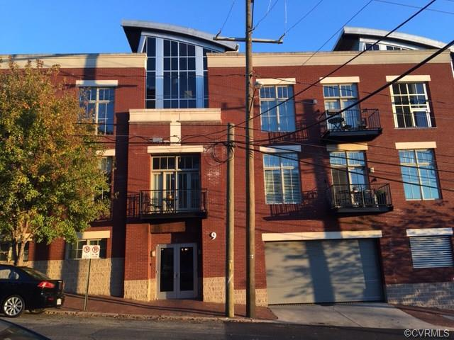 9 N 25th Street #13, Richmond, VA 23223 (MLS #1841074) :: Small & Associates