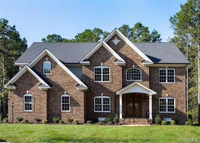 11531 Grey Oaks Estates Run, Glen Allen, VA 23059 (#1904312) :: Abbitt Realty Co.