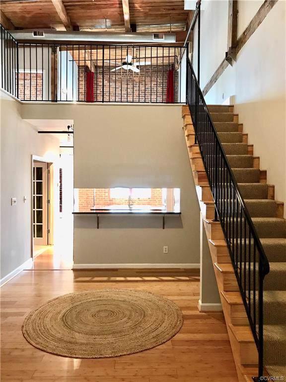 815 Porter Street U307, Richmond, VA 23224 (MLS #1907935) :: Small & Associates