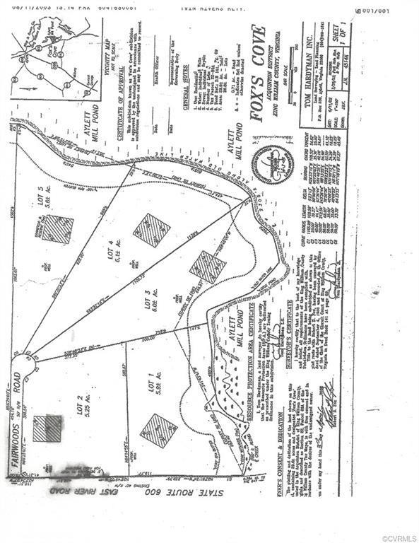 208 Fairwoods Road, Aylett, VA 23009 (MLS #1922868) :: EXIT First Realty