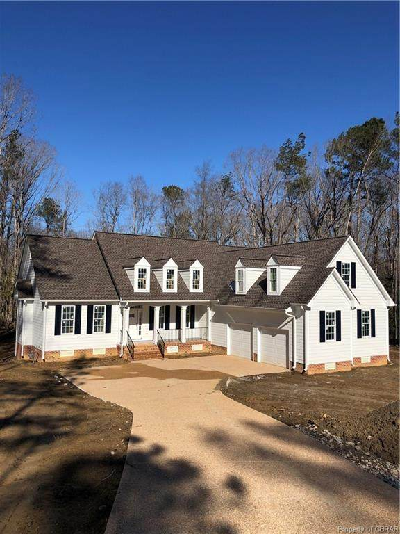 1682 Centennial Drive, Toano, VA 23168 (#2002686) :: Abbitt Realty Co.