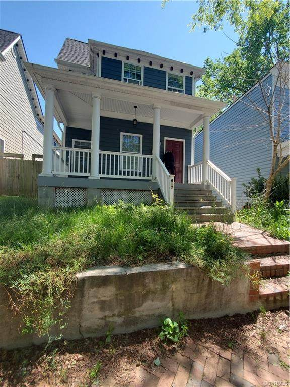 617 S Pine Street, Richmond, VA 23220 (MLS #2020355) :: Small & Associates
