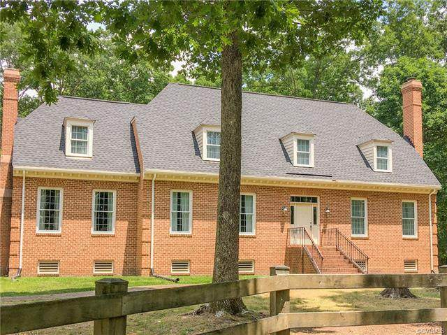 20465 Sparta Road, Milford, VA 22514 (MLS #2031098) :: Treehouse Realty VA