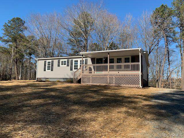 2640 Chickahominy Road, Toano, VA 23168 (MLS #2100288) :: Blake and Ali Poore Team