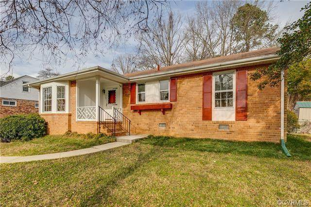 1703 Hollandale Road, Henrico, VA 23238 (MLS #2114616) :: EXIT First Realty