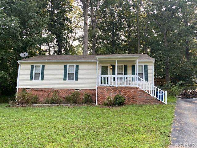 3801 Grizzard Drive, Chesterfield, VA 23832 (MLS #2121047) :: Small & Associates
