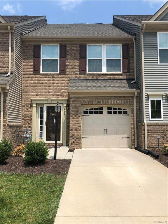8981 Ringview Drive, Mechanicsville, VA 23116 (MLS #2122807) :: Treehouse Realty VA