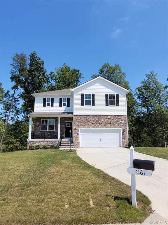 820 Eagle Place, Prince George, VA 23860 (MLS #2128442) :: Treehouse Realty VA
