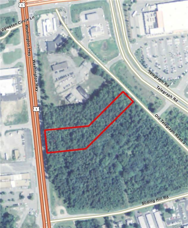 0000 Washington Highway, Glen Allen, VA 23059 (MLS #1707920) :: The RVA Group Realty