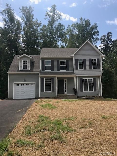 319 Brooking Terrace, King William, VA 23009 (#1800966) :: Abbitt Realty Co.