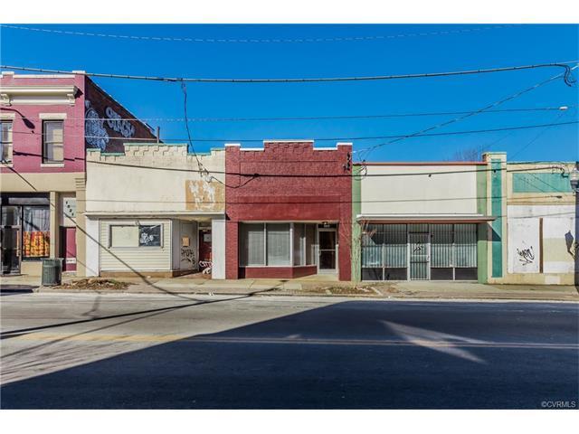 1517 Hull Street, Richmond, VA 23224 (MLS #1802180) :: The Ryan Sanford Team