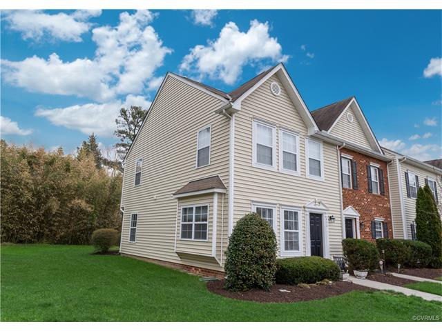 432 Westover Pines Drive #432, Henrico, VA 23223 (MLS #1807725) :: The Ryan Sanford Team
