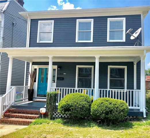 1315 Decatur Street, Richmond, VA 23224 (MLS #1819987) :: The Ryan Sanford Team