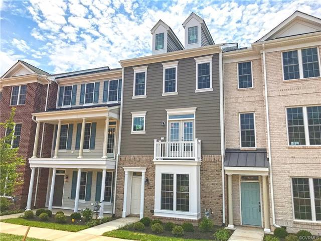 14215 Michaux Village Drive #4, Midlothian, VA 23113 (MLS #1823505) :: Chantel Ray Real Estate